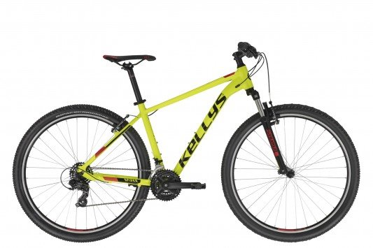 KELLYS SPIDER 10 29 2021 NEON YELLOW