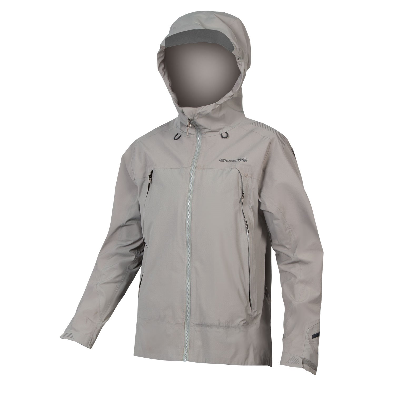ENDURA MT500 WATERPROOF JKT II FOSSILE